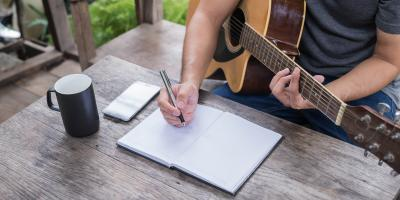 Compose a song or instrumental