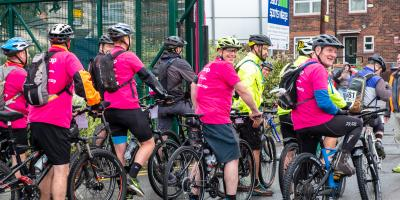 Volunteer start-line photographer needed for Mencap Pedal to the Pier 14th September 2019
