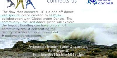 The Flow That Connects Us - Global Water Dances 2019